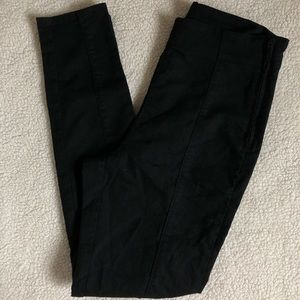 Black H&M Divided Skinny Pants Size US 12